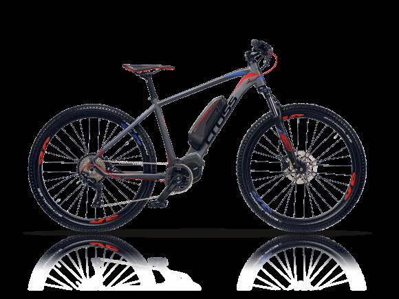 Bicicleta CROSS Quantum - 29'' E-MTB - 460mm