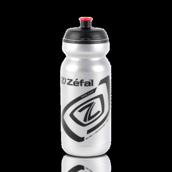 Bidon ZEFAL Premier 60 -600ml Argintiu