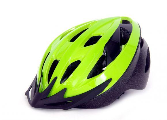 Casca HEADGY Neat verde/negru M(54-58cm)
