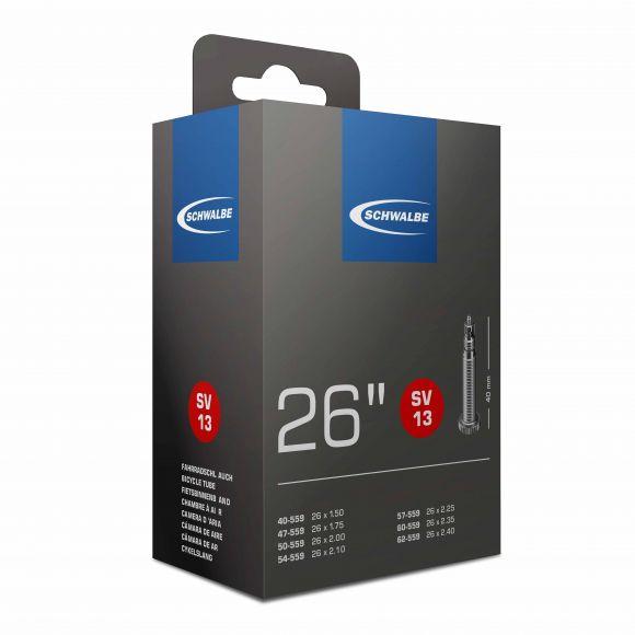 Camera SCHWALBE SV13 26'' (40/62-559) EK 40mm