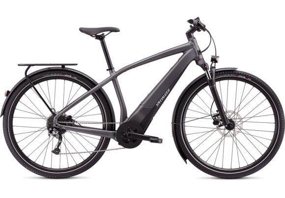 Bicicleta SPECIALIZED Turbo Vado 3.0 Charcoal/Black/Liquid Silver M