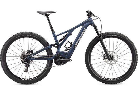 Bicicleta SPECIALIZED Turbo Levo 29'' - Satin Navy/ White Mountains/Black XL