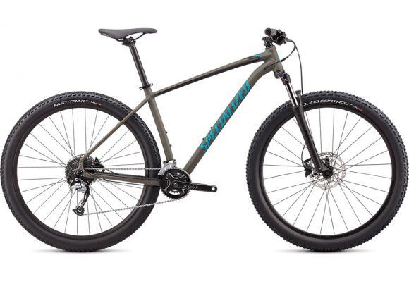 Bicicleta SPECIALIZED Rockhopper Comp 2X 29 Satin Oak Green/Aqua M