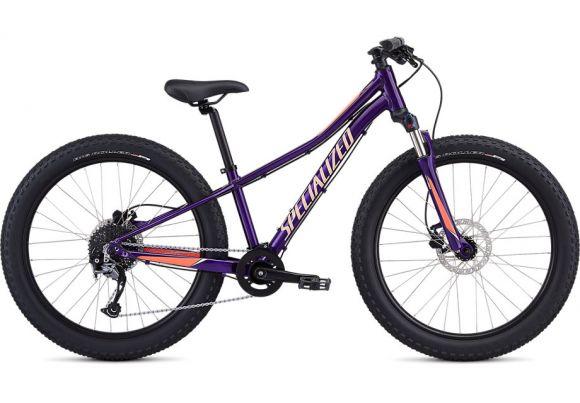 Bicicleta SPECIALIZED Riprock Comp 24 - Plum Purple/Acid Lava/Ice Lava 11