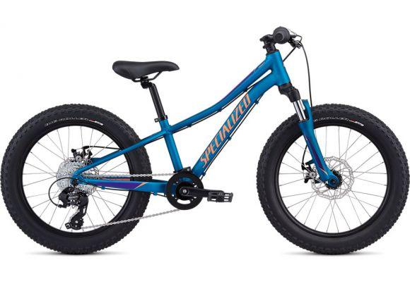Bicicleta SPECIALIZED Riprock 20 Marine Blue/Plum Purple/Acid Lava 9