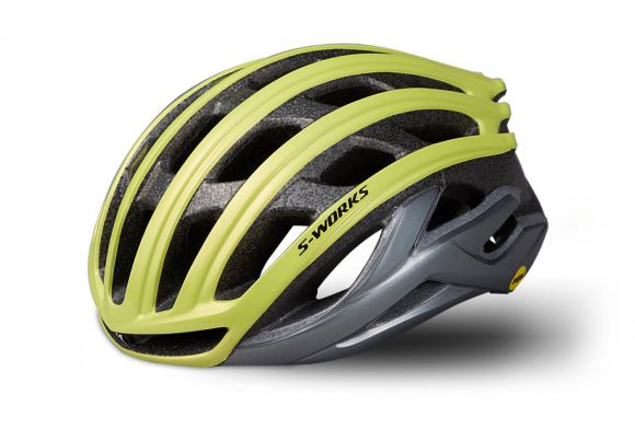 Casca SPECIALIZED S-Works Prevail II MIPS with ANGi - Ion/Charcoal S