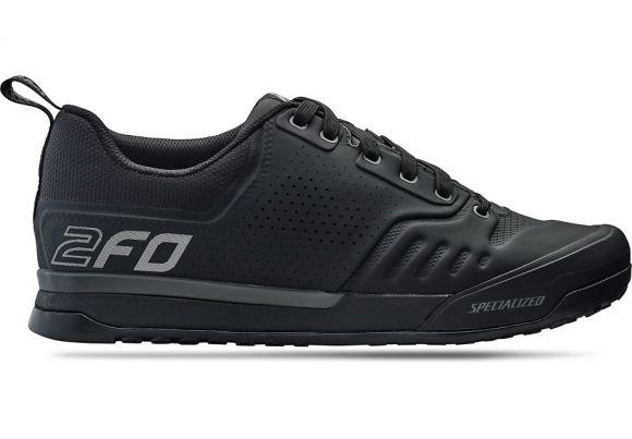 Pantofi ciclism SPECIALIZED 2FO Flat 2.0 Mtb - Black 45