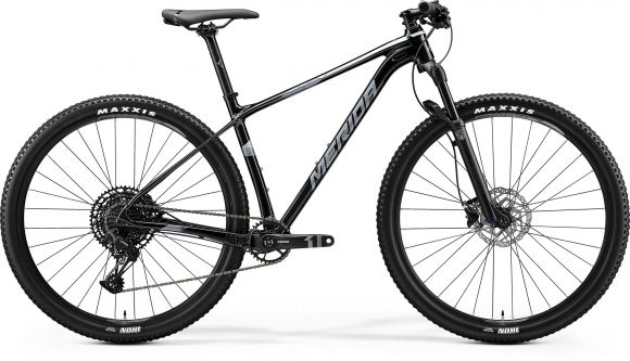 Bicicleta MERIDA Big.Nine Limited XL Negru|Gri 2020