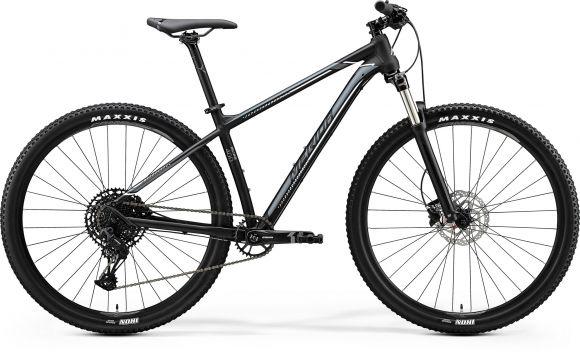 Bicicleta MERIDA Big.Nine 400 M Negru|Argintiu 2020