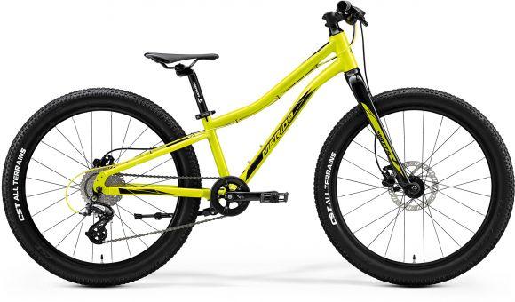 Bicicleta copii MERIDA Maatts J.24+ 11.5'' Galben 2020