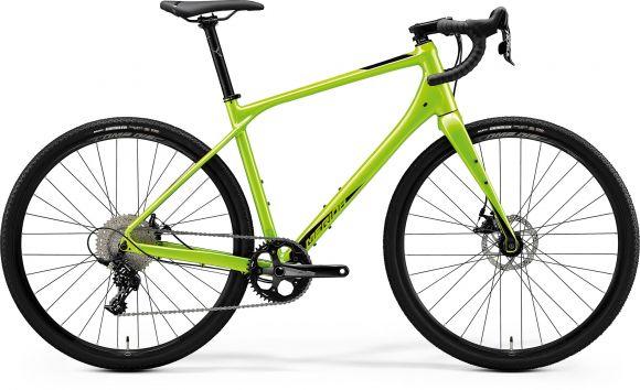 Bicicleta MERIDA Silex 300 L Verde|Negru 2020