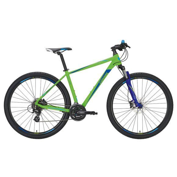 Bicicleta Conway MS429 29 24vit Verde / Albastru 480mm