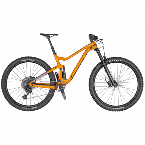 Bicicleta SCOTT Genius 960 Portocaliu/Gri L 2020