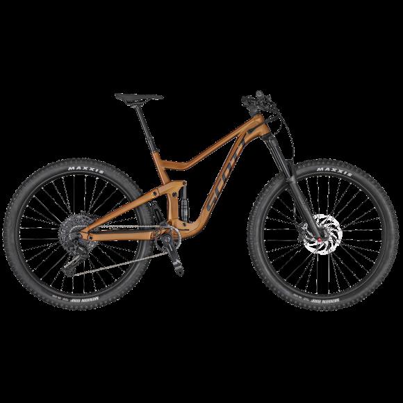 Bicicleta SCOTT Ransom 930 Maro/Negru L 2020