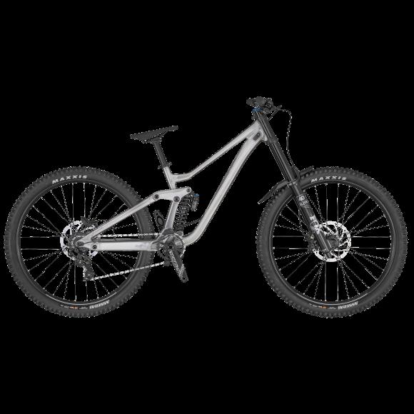 Bicicleta SCOTT Gambler 920 Argintiu/Negru M 2020