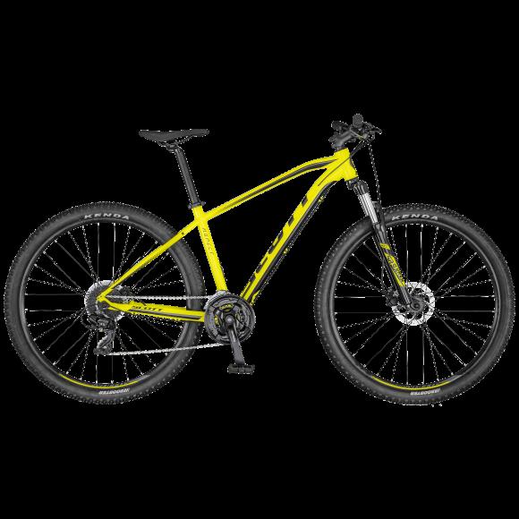 Bicicleta SCOTT Aspect 960 Galben/Negru M 2020