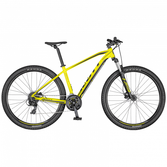 Bicicleta SCOTT Aspect 960 Galben/Negru XL 2020
