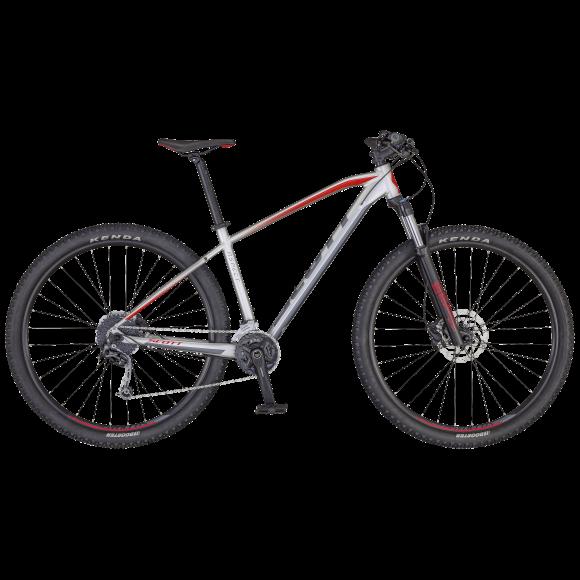 Bicicleta SCOTT Aspect 730 Gri/Rosu S 2020