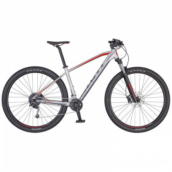 Bicicleta SCOTT Aspect 730 Gri/Rosu M 2020