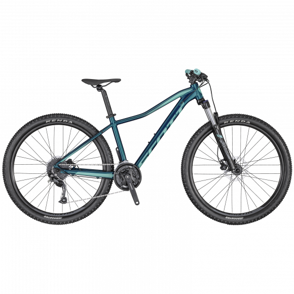 Bicicleta SCOTT Contessa Active 40 Petrol/Albastru S 2020