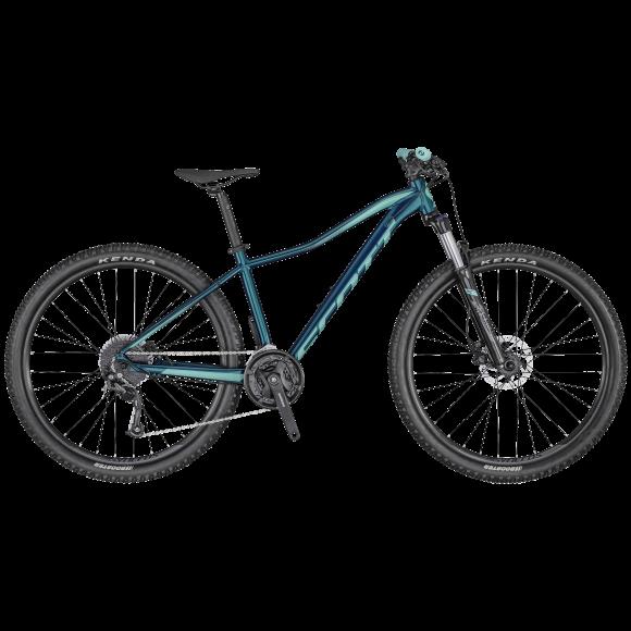 Bicicleta SCOTT Contessa Active 40 Petrol/Albastru L 2020