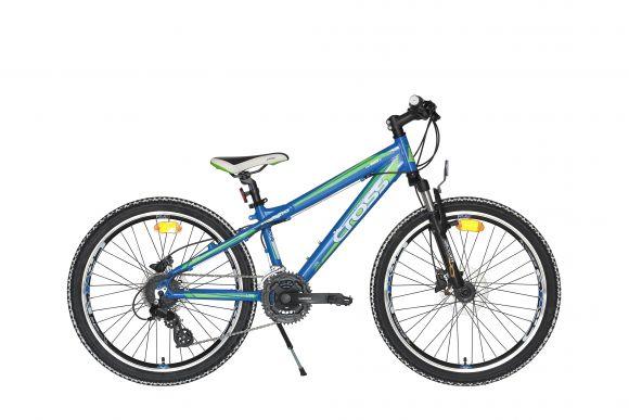 Bicicleta CROSS GRAVITO 24 HYDR
