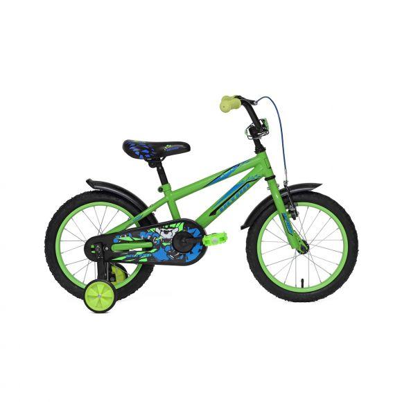 Bicicleta ULTRA Kidy 16'' Verde