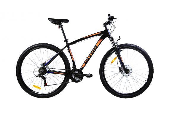 Bicicleta ULTRA Nitro RF Hidraulic 29'' negru/albastru 440mm