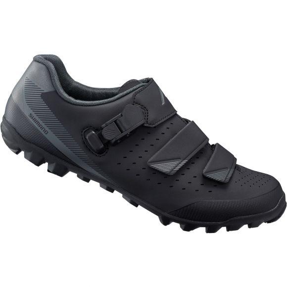 Pantofi ciclism SHIMANO Mtb SH-ME301MLG - Negru/Auriu 45
