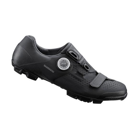 Pantofi ciclism SHIMANO Mtb SH-XC501MLG - Negru/Auriu 43