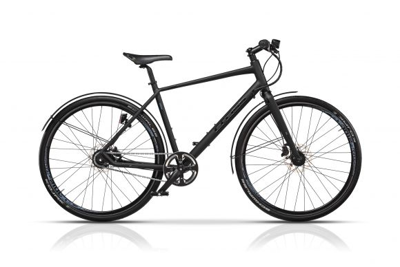 "Bicicleta CROSS Traffic Urban 28"" Negru 480mm"