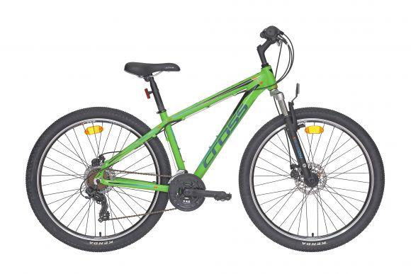 Bicicleta CROSS Viper MDB 27.5 Verde 410mm