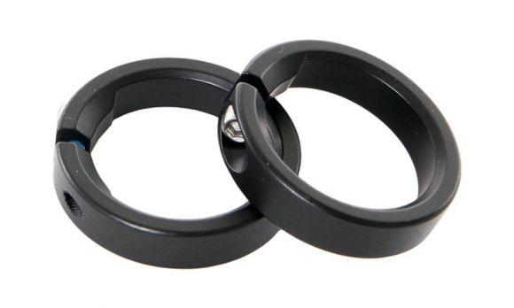 Inel blocare manson CONTEC G-ring Negru