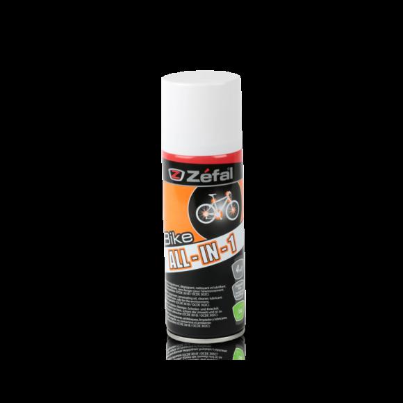 Lubrifiant ZEFAL All-in-one - spray 150ml