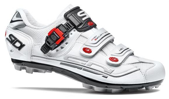 Pantofi ciclism SIDI Eagle 7 Mtb alb/alb 37.5