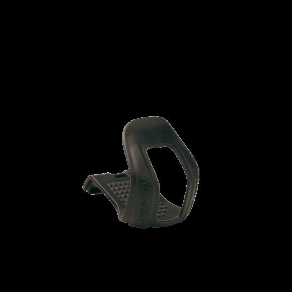 Ratrape ZEFAL Toe-clips 45 Christophe - Negu/ Size L/XL