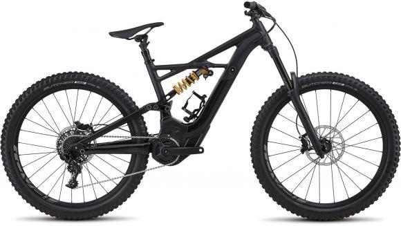 Bicicleta SPECIALIZED Kenevo FSR Expert 6 Fattie M Negru