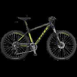 Bicicleta SCOTT Aspect 940 S Negru Galben Gri 17