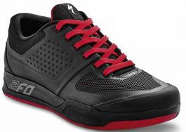 Pantofi ciclism SPECIALIZED 2fo Clip Mtb 43.5 Bk Red