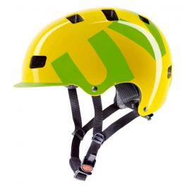 Casca UVEX 5 Bike PRO 55-58 Galben