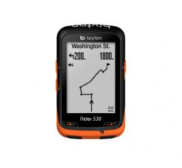 Ciclocomputer BRYTON Rider 530E GPS