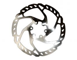 Disc Frana SHIMANO SM-RT66 S 160mm 6 suruburi
