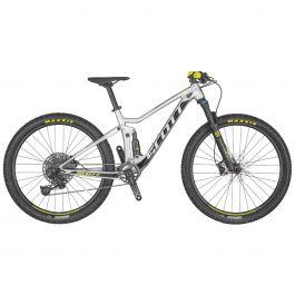 Bicicleta SCOTT Spark 600Gri/Negru/Galben 2020 XS