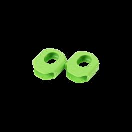 Protectie brat pedalier ZEFAL XL verde