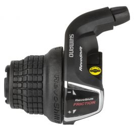 Maneta Schimbator SHIMANO Revo Neindex Cablu 1800mm Stanga 3 Foi