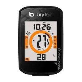 Ciclocomputer BRYTON Rider 15E GPS