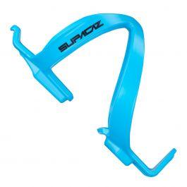 Suport bidon SUPACAZ Fly Cage Poly (Plastic) - albastru neon