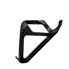 Suport bidon SUPACAZ Tron - incarcare laterala (Plastic) - negru