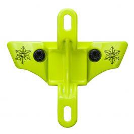Suport sa SUPACAZ - pentru montare suport bidon - galben neon