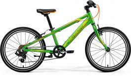 Bicicleta MERIDA Matts J.20 Race 20' (cadru 10') Verde (Portocaliu) 2019